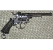 Revolver 9mm Le Faucheux.
