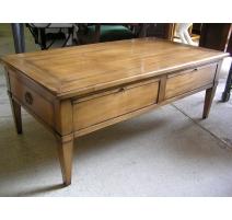 Table basse, style Directoire, modèle Trianon