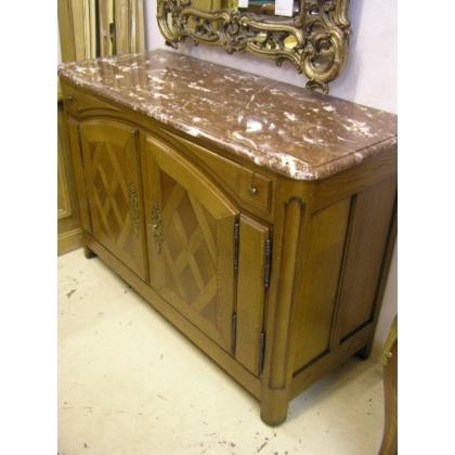 Buffet in oak wood, model Hunt,