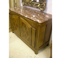 Buffet in oak wood, model Hunt,