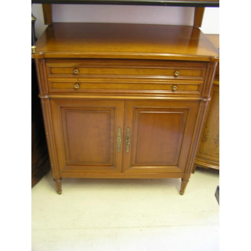 meuble hifi ex cution sp ciale 2 sur moinat sa antiquit s d coration. Black Bedroom Furniture Sets. Home Design Ideas