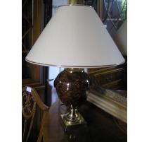 Lamp brass, model Racene Thuga, with
