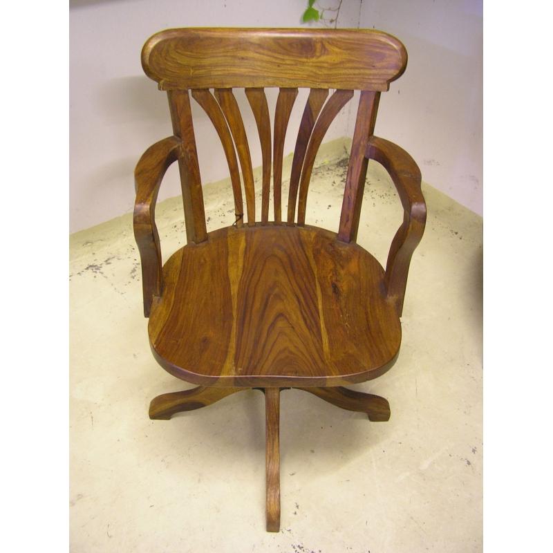 fauteuil de bureau mod le scrib en sur moinat sa antiquit s d coration. Black Bedroom Furniture Sets. Home Design Ideas