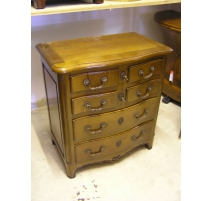 Commode nantaise, style Louis XIV, en