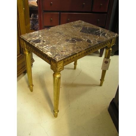 design de qualité d53ed 9f6eb Table basse style Louis XVI en bois sur Moinat SA - Antiquités décoration