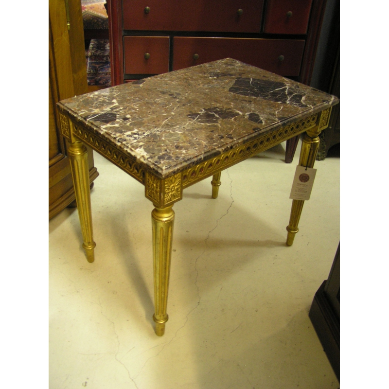 table basse style louis xvi en bois sur moinat sa antiquit s d coration. Black Bedroom Furniture Sets. Home Design Ideas