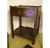 Bedside Table in mahogany, model