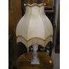Lampe de table avec abat-jour en albâtre