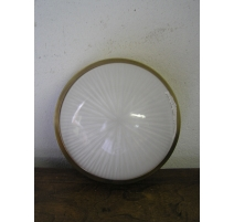 "Ceiling light ""Cancale"" brass"
