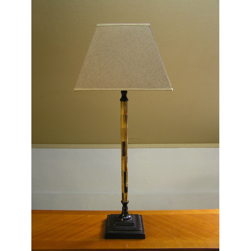 lampe mod le uranus avec abat jour sur moinat sa antiquit s d coration. Black Bedroom Furniture Sets. Home Design Ideas