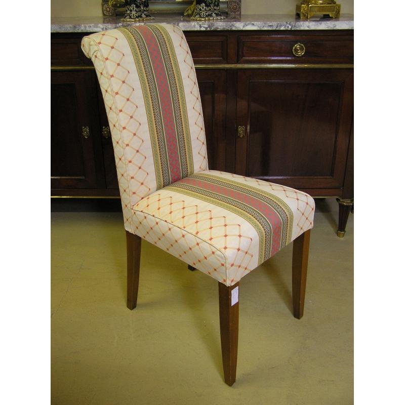 chaise moderne rembourr e sur moinat sa antiquit s d coration. Black Bedroom Furniture Sets. Home Design Ideas