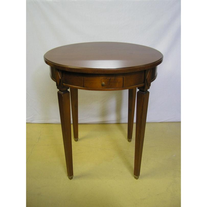 Table bouillotte style Directoire en
