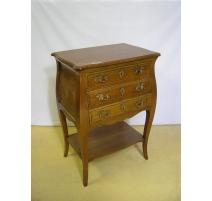 Bedside Table Louis XV style model