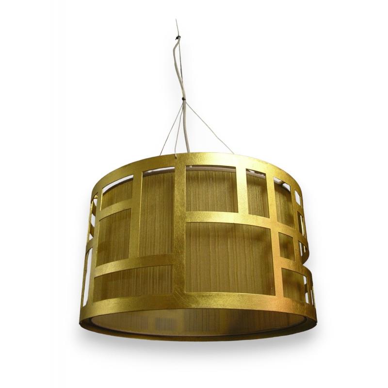 suspension dor e sur moinat sa antiquit s d coration. Black Bedroom Furniture Sets. Home Design Ideas