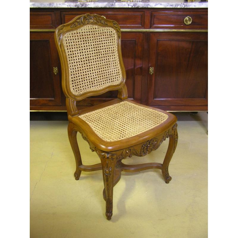 chaise style r gence mod le banvent moinat sa antiquit s d coration. Black Bedroom Furniture Sets. Home Design Ideas