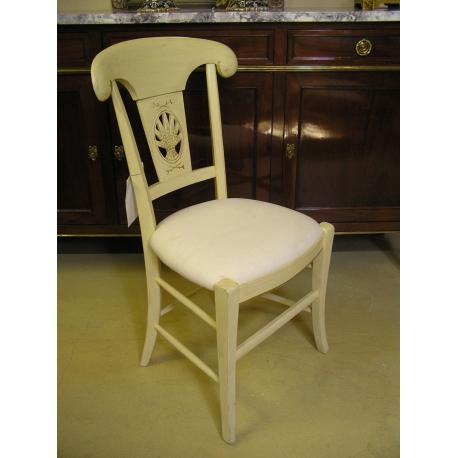 chaise en merisier sur moinat sa antiquit s d coration. Black Bedroom Furniture Sets. Home Design Ideas