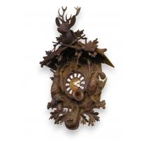 """Horloge de Brienz """"tête de cerf"""" avec"""