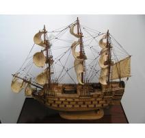 """Maquette de bateau """"Victory"""""""