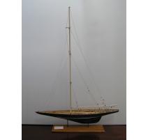 Ship model, model Endeavour