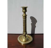 Pair of candlesticks style Restoring