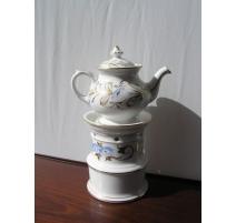 Tisanière porcelain, 19th