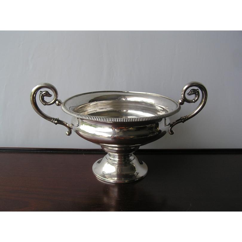 Silver cup, Bern 19th
