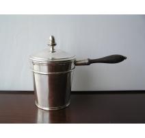 Casserolette argentée C. BALAINE