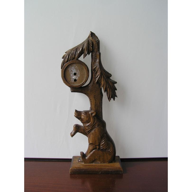 """Sculpture de Brienz """"Ours"""""""