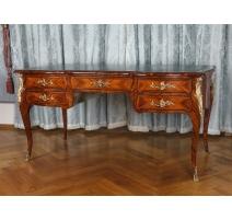 Bureau plat style Louis XV, Meursault
