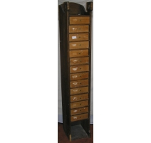Furniture business, 14 drawers, satin,