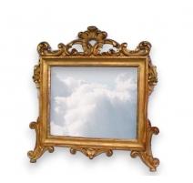 Suite de 6 appliques et 1 lustre Louis XVI