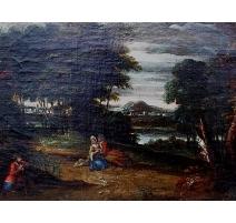 """Table """"Landscape""""."""