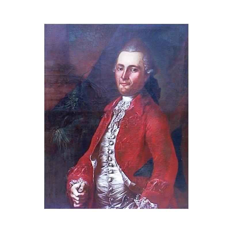 Tableau  Portrait notable .