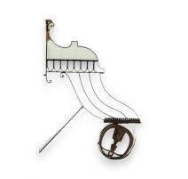 Paire de fauteuils Louis XV.