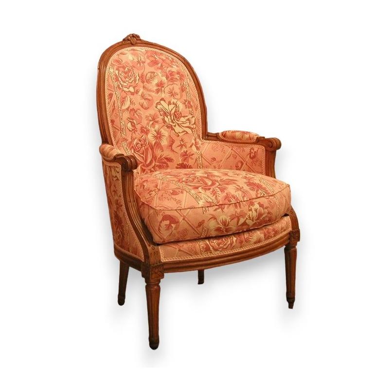 berg re louis xvi sur moinat sa antiquit s d coration. Black Bedroom Furniture Sets. Home Design Ideas