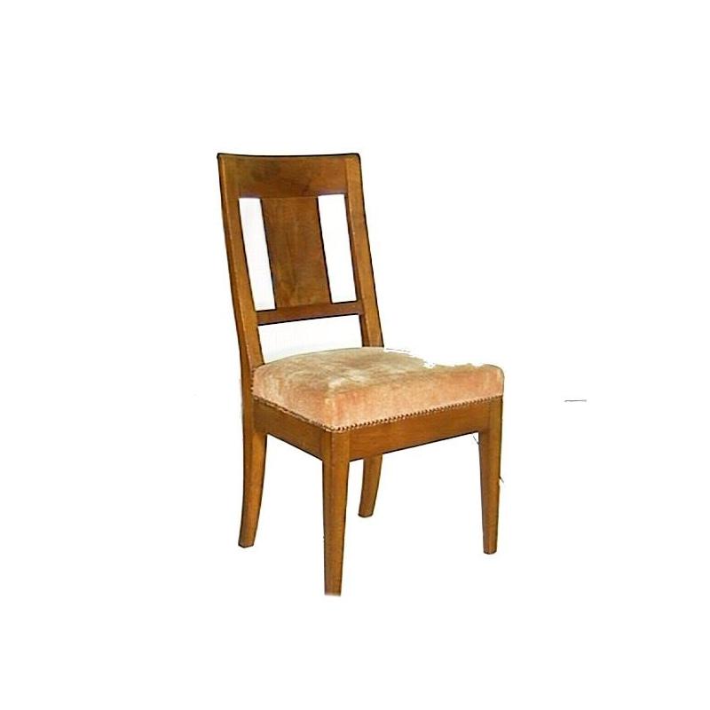 Salon directoire 1 canap 2 fauteuils 2 chaises sur for Chaise 19eme siecle