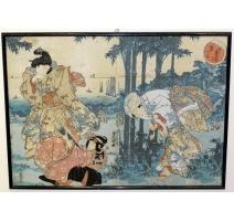 Tableau japonais