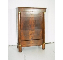 Louis XIV commode with 3 drawe