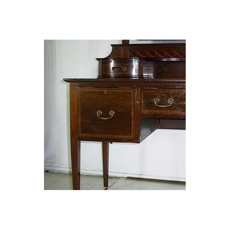 Moinat sa antiquit s et d coration rolle et gen ve - Coiffeuse avec tiroir ...
