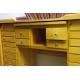 Etabli en pin à 24 tiroirs