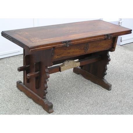 table de changeur avec cusson bernois sur moinat sa antiquit s d coration. Black Bedroom Furniture Sets. Home Design Ideas