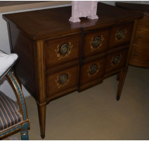 """commode style directoire """"aux lauriers"""""""