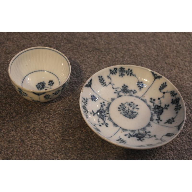 bol et sous tasse en porcelaine meissen sur moinat sa antiquit s d coration. Black Bedroom Furniture Sets. Home Design Ideas