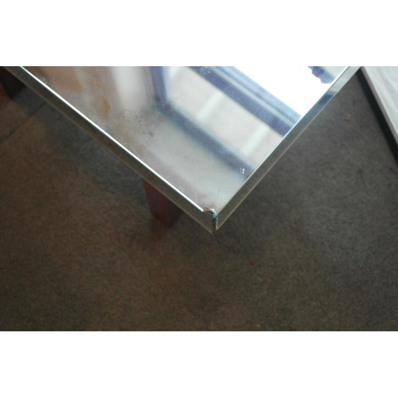 table basse art d co dessus verre de sur moinat sa antiquit s d coration. Black Bedroom Furniture Sets. Home Design Ideas