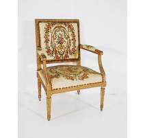 Chair Louis XVI. Paris.