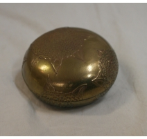 Petite boite en bronze