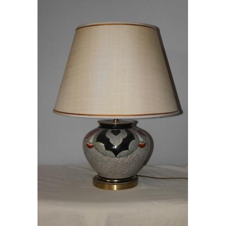 Lampe Japonaise Abat Jour Beige Sur Moinat Sa Antiquites Decoration