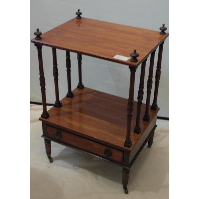 Table bout de canap anglais en sur moinat sa antiquit s - Table de canape ...