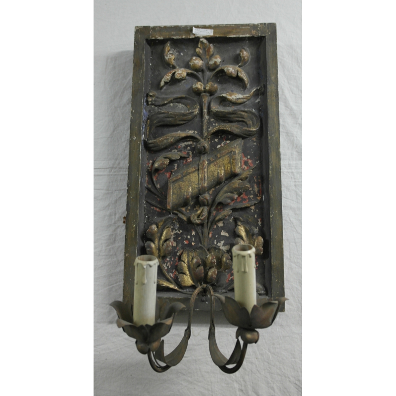 applique en bois sculpt sur moinat sa antiquit s d coration. Black Bedroom Furniture Sets. Home Design Ideas
