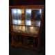 Meuble-bar chinois, panneaux en laque